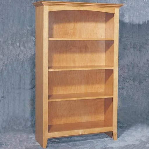 View a Larger Image of Woodworking Project Paper Plan for 2-in-1 Bookcase, No. 907