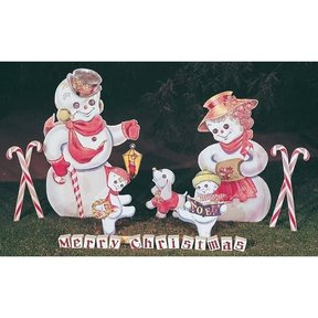 Woodworking Project Paper Plan for Merry Christmas Sign, Plan No. 298