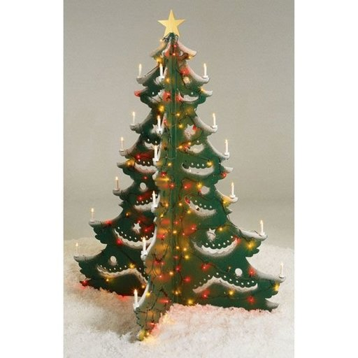 View a Larger Image of Woodworking Project Paper Plan to Build 4 ft. Christmas Tree