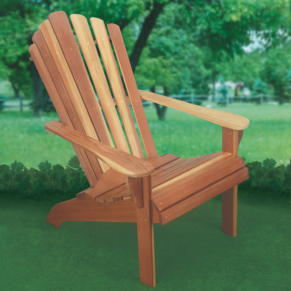 View a Larger Image of Woodworking Project Paper Plan to Build Adirondack Chair & Woodworking Project Paper Plan to Build Adirondack Chair