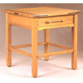 Woodworking Project Paper Plan To Build Aurora End Table, AFD343
