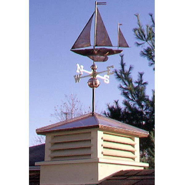 Woodworking project paper plan to build captivating cupola Build your own cupola