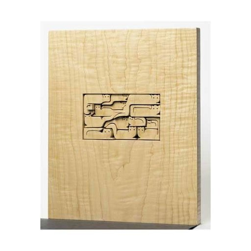 View a Larger Image of Woodworking Project Paper Plan to Build Cat's Meow Scrollsaw Plaque