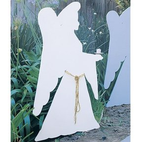 Woodworking Project Paper Plan to Build Christmas Angel, Plan No. 852