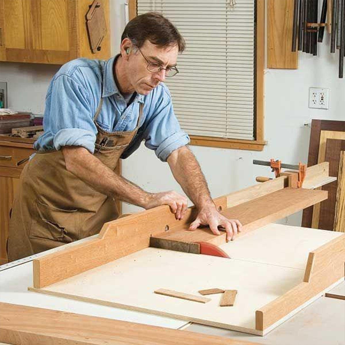 Woodcraft Magazine - Woodworking Project Paper Plan to Build Dead ...