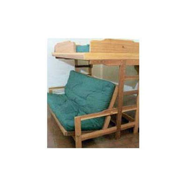 View A Larger Image Of Woodworking Project Paper Plan To Build Futon Bunk Bed