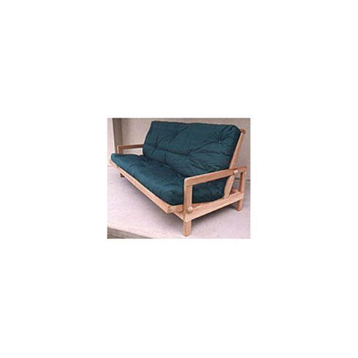 View a Larger Image of Woodworking Project Paper Plan to Build Futon Sofa