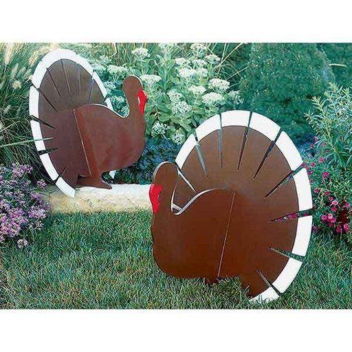View a Larger Image of Woodworking Project Paper Plan to Build Grand Old Gobblers