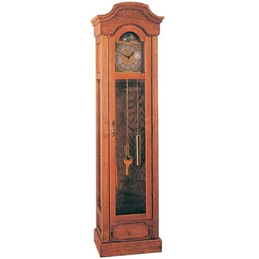 View a Larger Image of Woodworking Project Paper Plan to Build Grandfather Clock, Plan No. 935