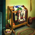 View a Different Image of Woodworking Project Paper Plan to Build Heirloom Quilt Stand