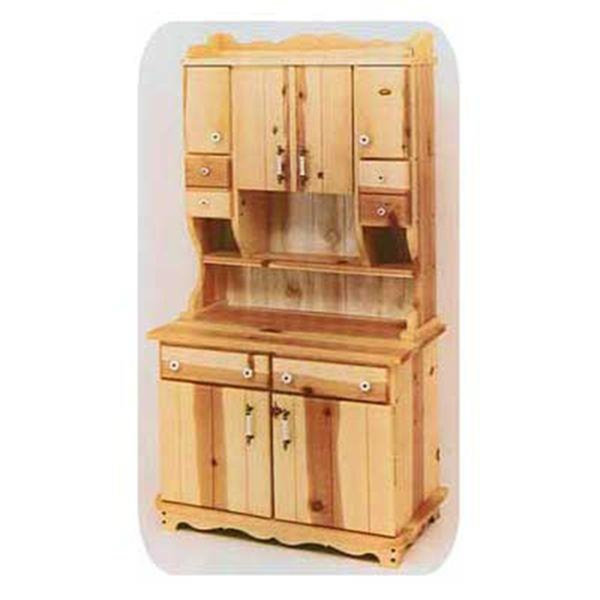 Woodworking Plans Kitchen Pantry: Woodworking Project Paper Plan To Build Kid's Pantry Cupboard