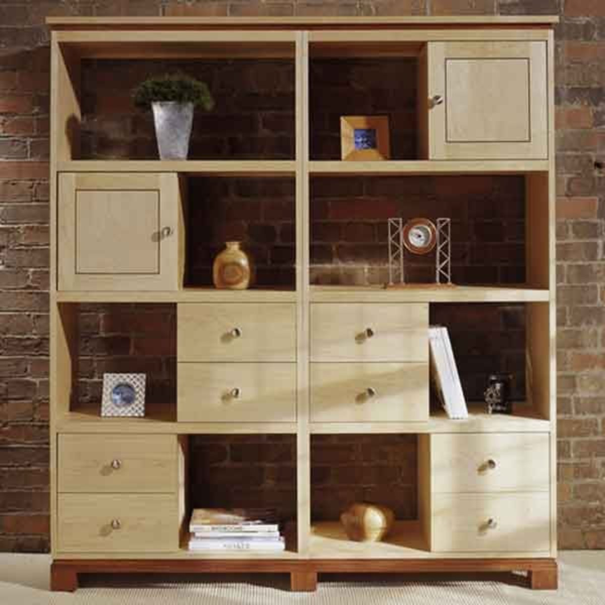 Knockdown Kitchen Cabinets: Woodworking Project Paper Plan To Build Knockdown Modular