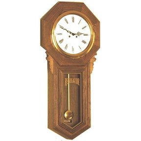 Woodworking Project Paper Plan to Build Long Drop Regulator Clock, AFD174