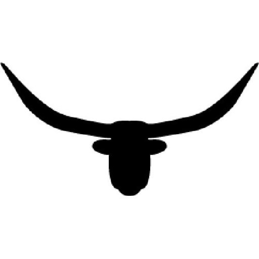 View a Larger Image of Woodworking Project Paper Plan to Build Longhorn Steer Shadow