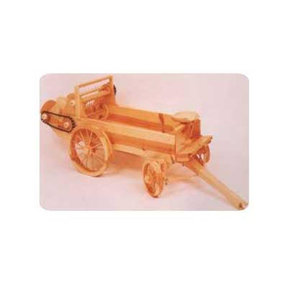 Woodworking Project Paper Plan to Build Manure Spreader