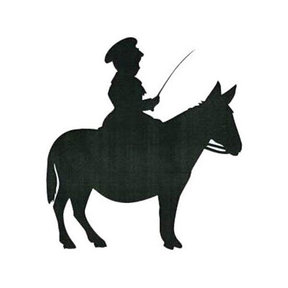 Woodworking Project Paper Plan to Build Mule Boy Shadow Pattern