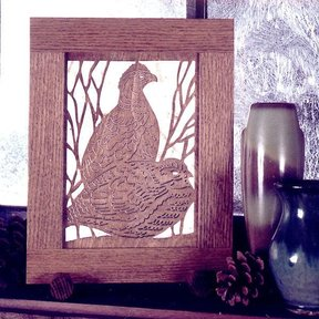 Woodworking Project Paper Plan to Build Quail Country