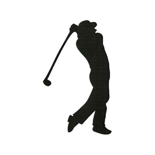 View a Larger Image of Woodworking Project Paper Plan to Build Saturday Golfer Shadow