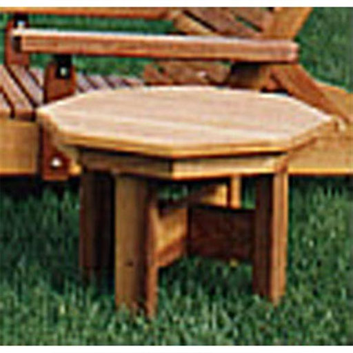 View a Larger Image of Woodworking Project Paper Plan to Build Side Table