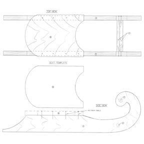 Woodworking Project Paper Plan to Build Sled
