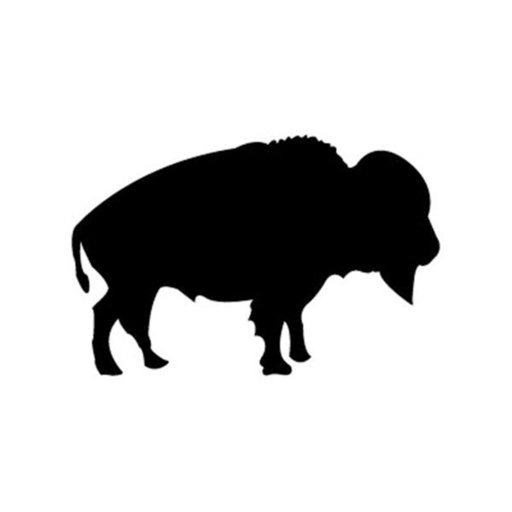 View a Larger Image of Woodworking Project Paper Plan to Build Small Buffalo Shadow