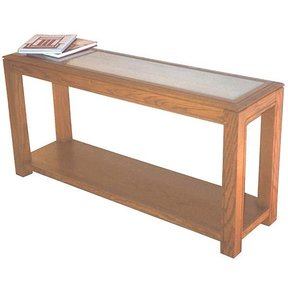 Woodworking Project Paper Plan to Build Sofa Table, AFD301