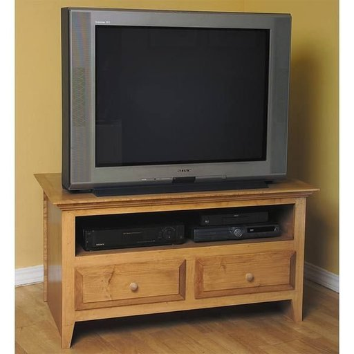 View a Larger Image of Woodworking Project Paper Plan to Build Television Stand Plan