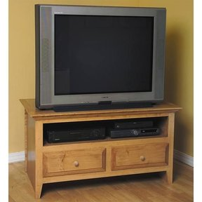 Woodworking Project Paper Plan to Build Television Stand Plan