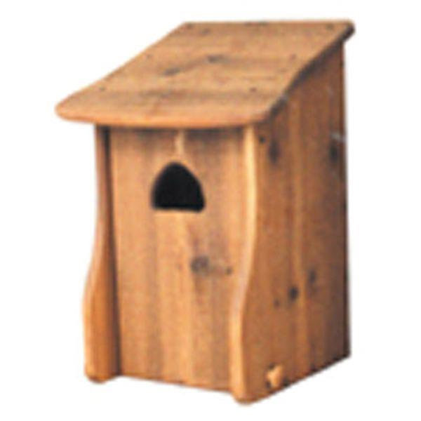 how to make a wood duck house