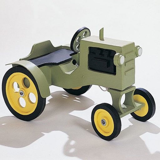 Wooden Tractor Plans : Woodworking project plan to build tractor no