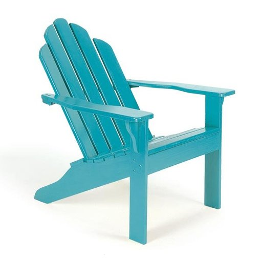 View a Larger Image of Woodworking Project Templates to Build Adirondack Chair