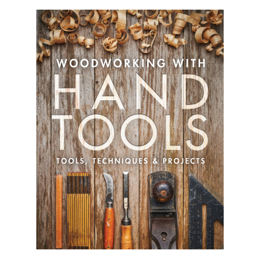View a Larger Image of Woodworking with Hand Tools
