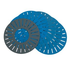 3000 Abrasives Kit Slotted