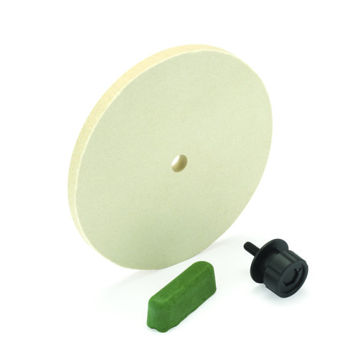 View a Larger Image of 3000 Felt Polishing Wheel