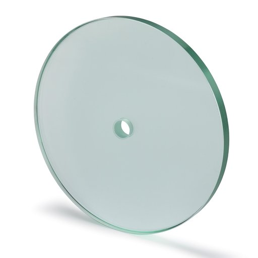 View a Larger Image of 3000 Tempered Glass Plate