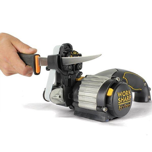 View a Larger Image of Knife & Tool Sharpener Ken Onion Edition