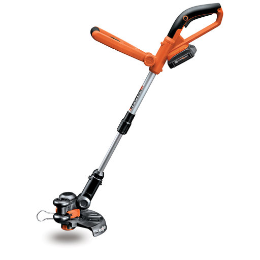 "View a Larger Image of 10"" Cordless Grass Trimmer/Edger, 20V Lithium Ion, Model WG155"