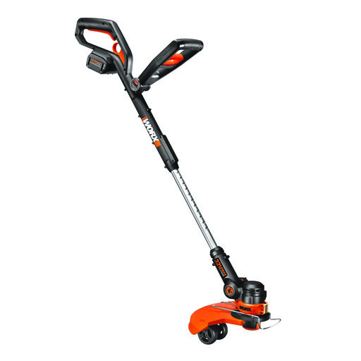 "View a Larger Image of 12"" 32V Li-Ion Cordless Grass Trimmer/Edger with Charger, Model WG175"