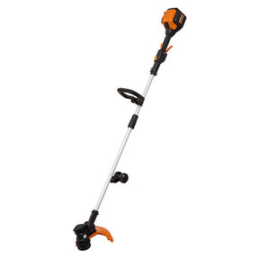 "13"", 56V, Cordless String Trimmer / Wheeled Edger, WG191"