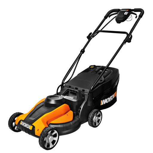 "View a Larger Image of 14"" Cordless Lawn Mower, 24V, Model WG775"