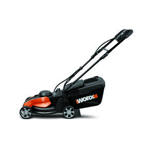 "14"" Cordless Lawn Mower with Intellicut, 24V, Model WG782"