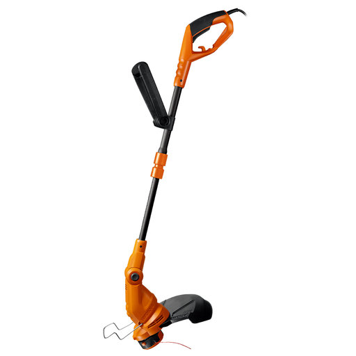 "View a Larger Image of 15"" Electric Grass Trimmer with Tilting Shaft, 5.5 Amp, Model WG119"