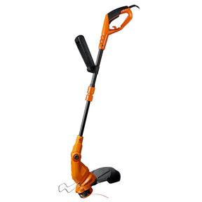 "15"" Electric Grass Trimmer with Tilting Shaft, 5.5 Amp, Model WG119"