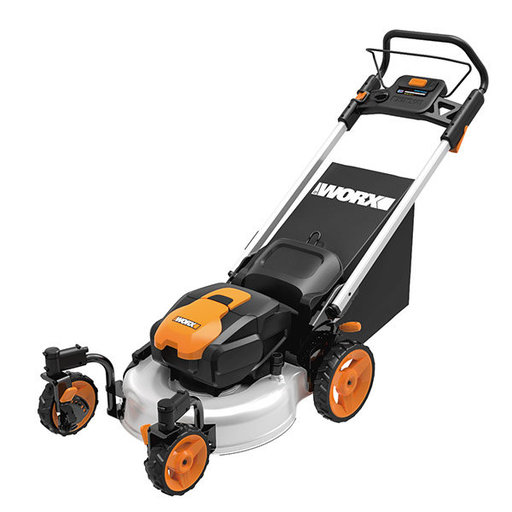 "View a Larger Image of 19"", 56V, Cordless Electric Mower, WG771"