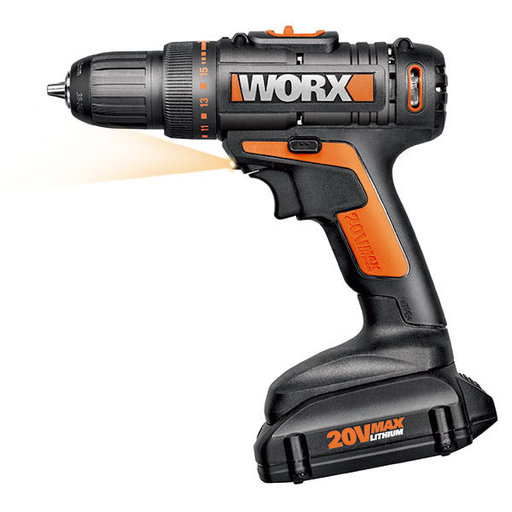 View a Larger Image of 20V Cordless Drill and Driver