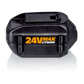 24V MAX 2.0 Ah Lithium Battery for Model WG167