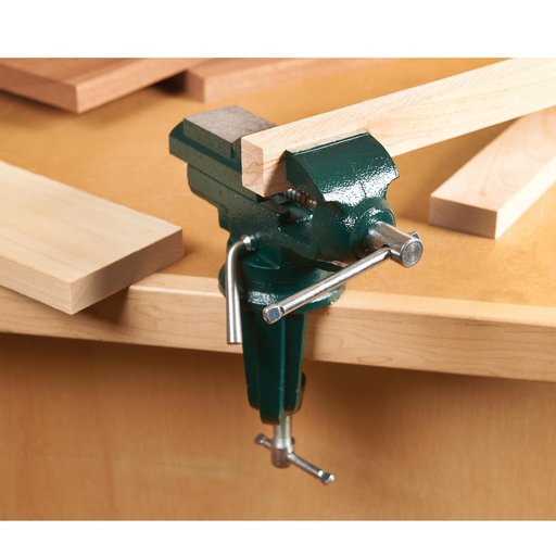 View a Larger Image of WR HD Table Vise 2in