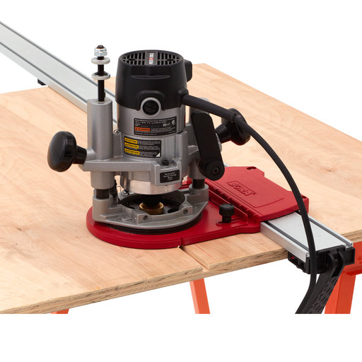 View a Larger Image of WTX 50 inch Wide Track Modular Clamp Edge