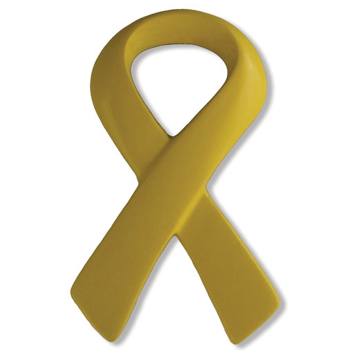 View a Larger Image of Yellow Ribbon Door Knocker