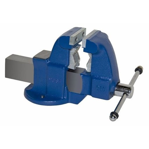 "View a Larger Image of 3-1/2"" Heavy Duty Combination Pipe and Bench Vise with Stationary Base, Model 131C"